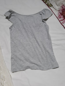 Women's Abercrombie & Finch Blouse XS Grey