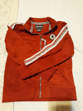 Childrens Boys Converse Zip Up Sweater Jacket Size 4 Long Sleeve