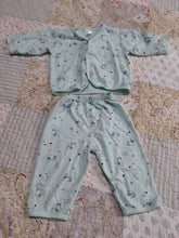 Infants Childrens 6/9 M Months Baby Outfit 2 PC Pajama Set