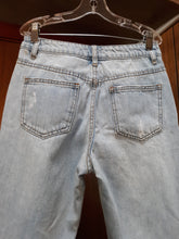 Womens TOBI Distressed Jeans Size 25 with Raw Hem