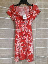 Womens Beautiful Long Dress NWT Size 0 Free People Red