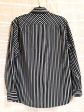 Womens Vintage Claiborne Long Sleeve Button Up Blouse L Large