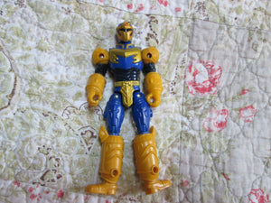 Toy Action Figure Yellow & Blue Handheld Toys & Miscellaneous Add-on