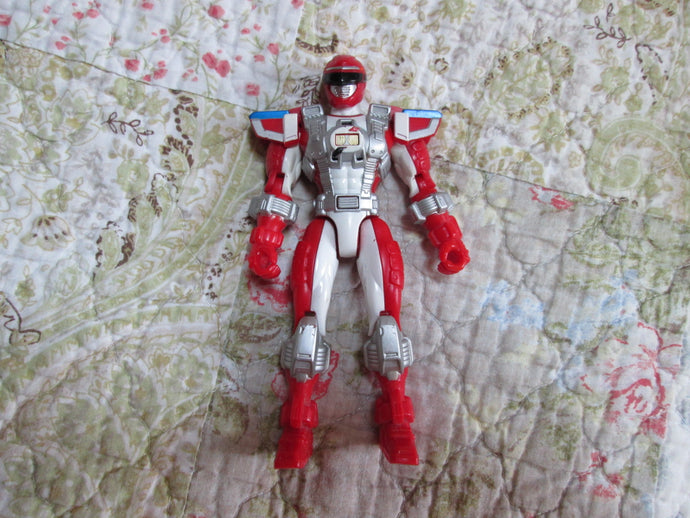 Toy Action Figure Red & White Toys & Miscellaneous Add-on