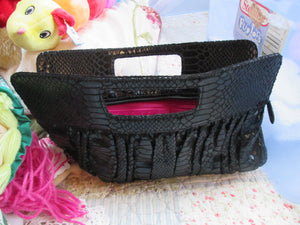 Womens Zippered Handbag Clutch Purse Soft Material Brand: attention (Add-on)