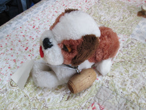 Vintage Toy Puppy Stuffed Animal Add-on