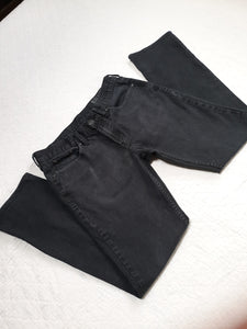 Mens Juniors Boys Skinny Dillon Bullhead Jeans Size 30 X 30 Black