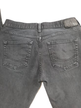 Mens Juniors Boys Skinny Dillon Bullhead Jeans Size 30 X 30 Faded Black