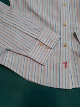 Womens XS Long Sleeved Collared Blouse Abercrombie & Finch Button Up