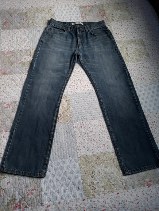 Mens Womens Levi's 505 Straight Jeans Size 28 X 28