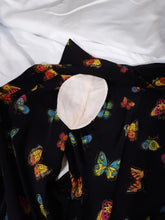 "Womens ""Notations"" Collared Button Up Blouse Size 18W"