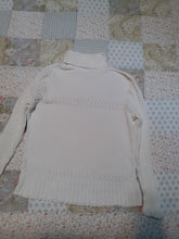 Womens Coldwater Creek Turtle Neck Sweater Size  L 14-16