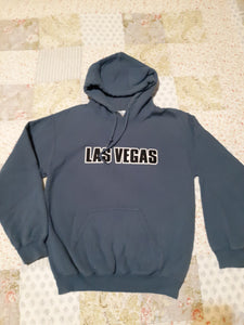 Womens Hoodie Long Sleeve Sweater Las Vegas Size S