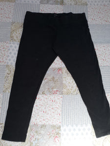 Womens Stretchy Capri pants Athletic Pajamas Size XL NY & CO.
