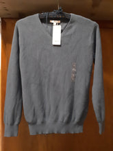 Womens Pullover Blouse Size S NWT Cotton Cashmere Sweater