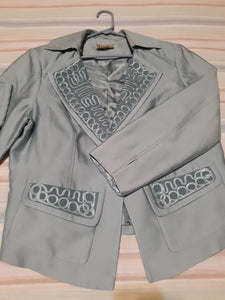 Womens Randolph Duke Vintage Suit Jacket 18W Plus Size