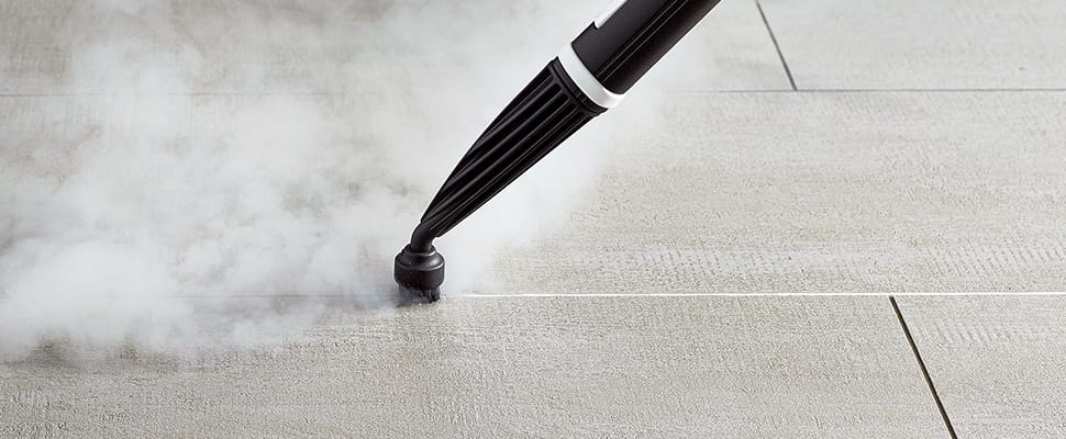 How to Clean Grout with a Steam Cleaner