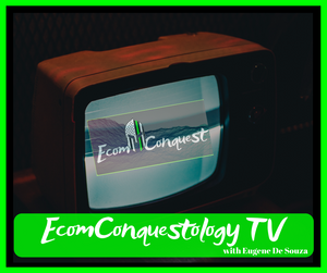 School of EcomConquestology TV is Coming Soon!