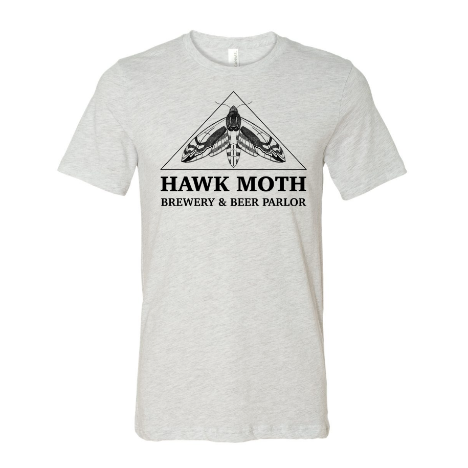 Ash Hawk Moth Short Sleeve Shirt