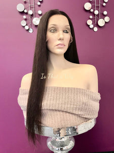 Brown Full Lace Wig -Anastasia