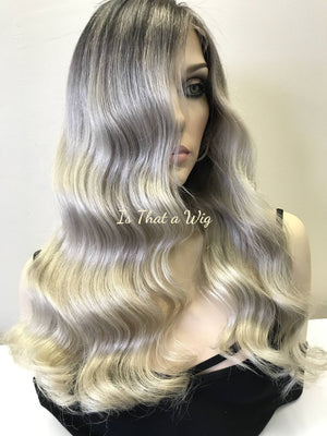 Blond Full Lace Wig-  Brittany