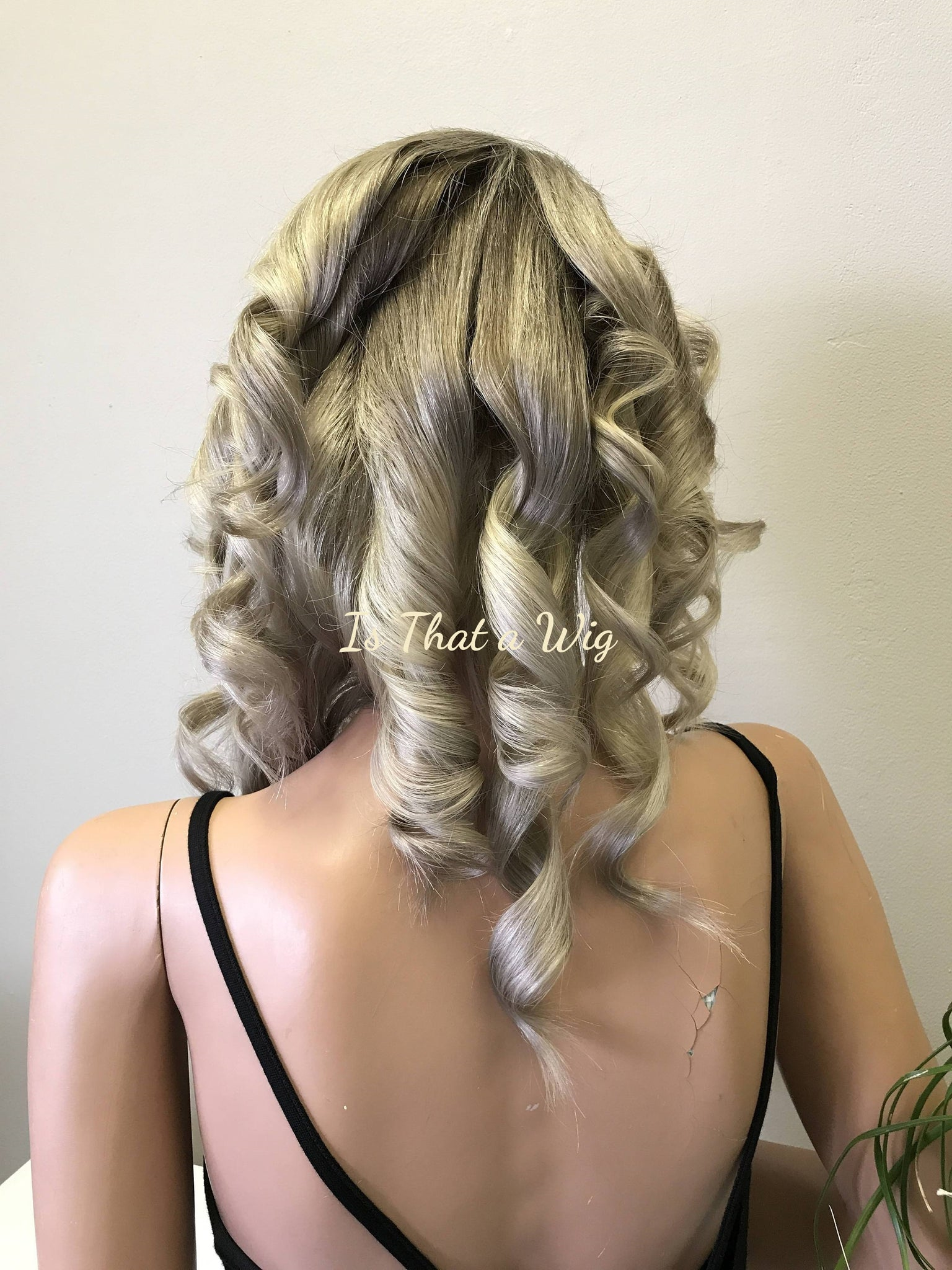Blond Full Lace Wig - Jerri