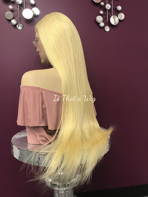 Blond SILK TOP full lace wig | Embrace