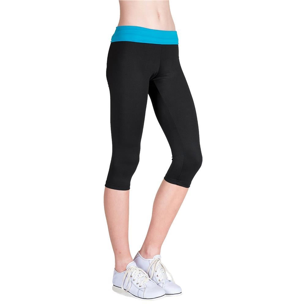 3/4 Foldover Leggings Adult