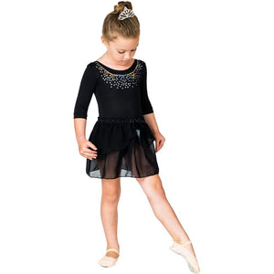 Nina Ballerina 3/4 Sleeve Leotard Child