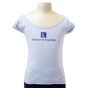 Dancer In Training Tee Child