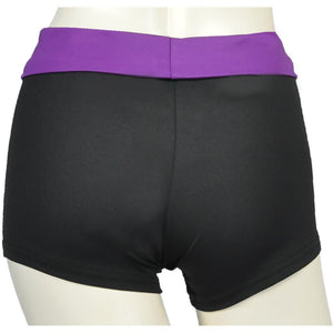 Foldover Hotpants Adult