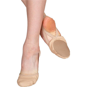 Half Ballet Rubber Sole