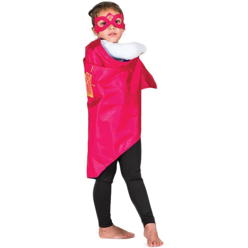 Hero Cape and Mask Child