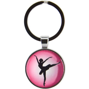 Keyring Arabesque