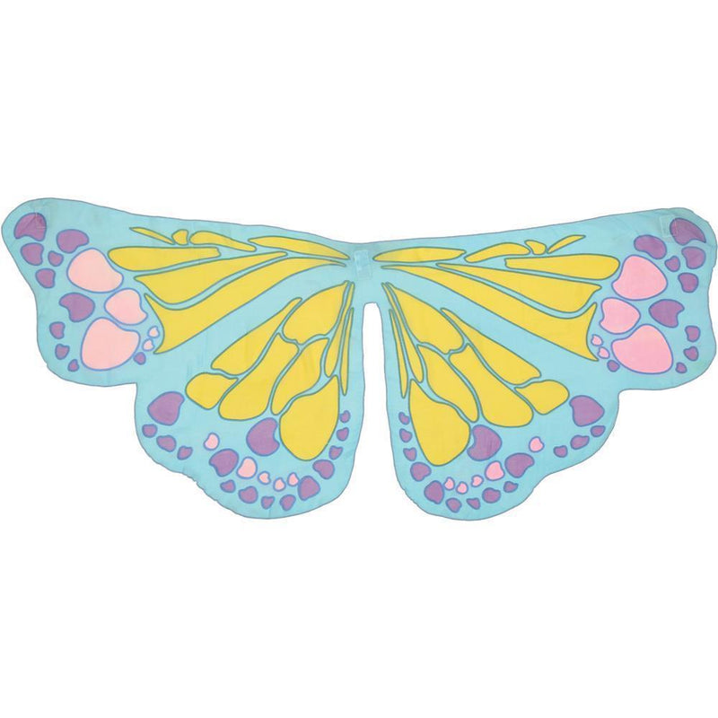 Multi Chiffon Wings Child