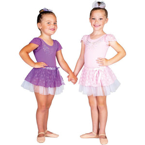 Nina Ballerina Lace Leotard Child