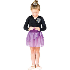 Nina Ballerina Wrap Top Child