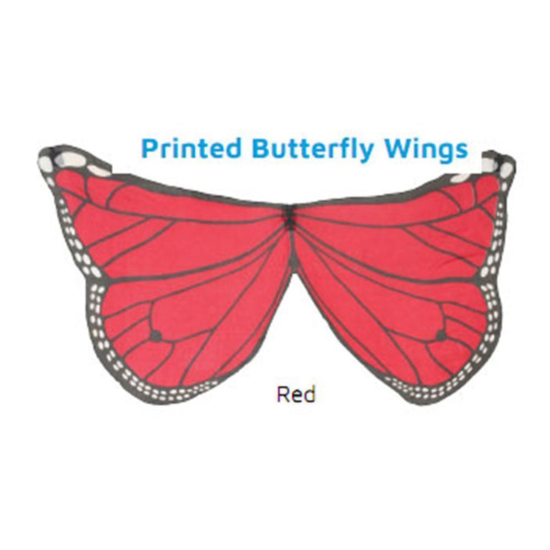 Printed Butterfly Wings Child