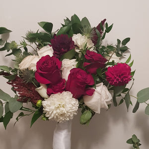 Bridesmaid bouquet -wedding
