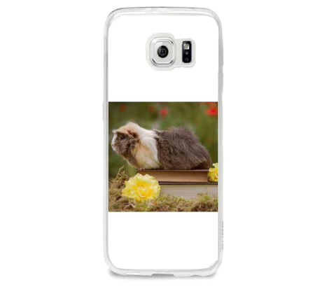 Custom Samsung Galaxy S7 Edge Case-Constant Companion Prints