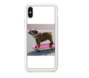Custom iPhone X Case-Constant Companion Prints