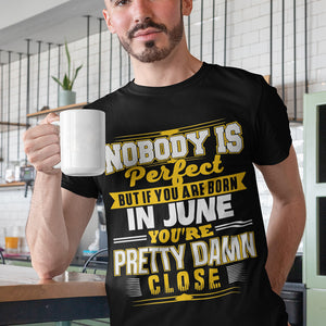 Born in June T-Shirt
