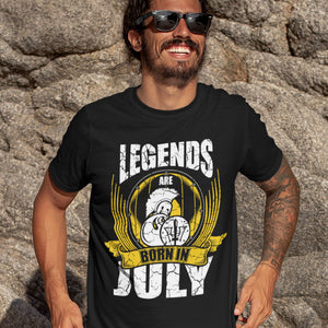 July Legends T-shirt