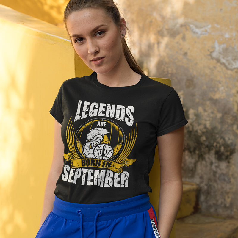 September Legends T-shirt