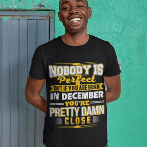 Born in December T-Shirt
