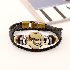 Capricorn Zodiac Sign Bracelet (Dec 22 - Jan 20) (PROMO)