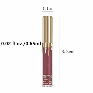 Water-proof Liquid Lipstick Set
