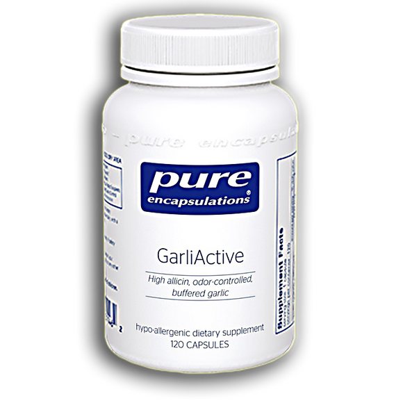 Pure Encapsulations - GarliActive 120 vegcaps