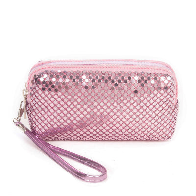 SequinMe Lux Cosmetic Bags