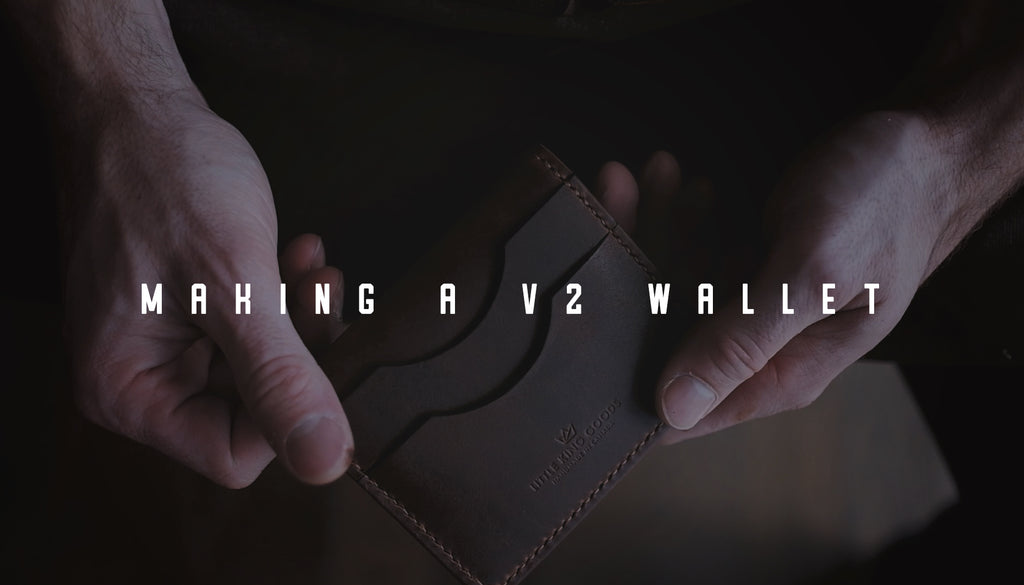 Making A V2 Wallet